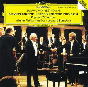 Beethoven - Piano Concertos Nos. 3 & 4 Product Image