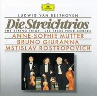 Beethoven: String Trios (complete)