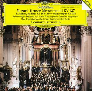 Mozart: Mass in C minor Product Image