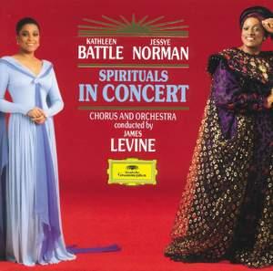 Kathleen Battle & Jessye Norman - Spirituals in Concert Product Image