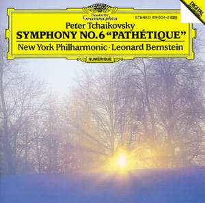 Tchaikovsky: Symphony No. 6 in B minor, Op. 74 'Pathétique' Product Image