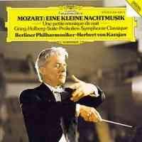 Mozart: Eine kleine Nachtmusik, Grieg: Holberg Suite, Prokofiev: Classical Symphony