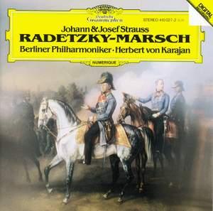 Johann & Josef Strauss: Radetzky March & other works