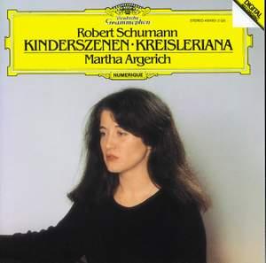 Schumann: Kinderszenen & Kreisleriana