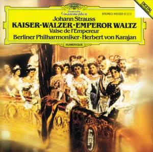 Strauss, J, II: Kaiser-Walzer, Op. 437, etc.