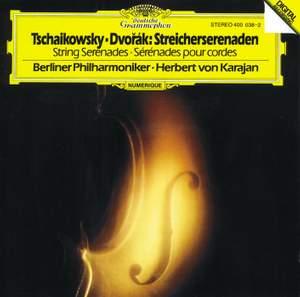 Tchaikovsky & Dvorak: Serenades for Strings Product Image