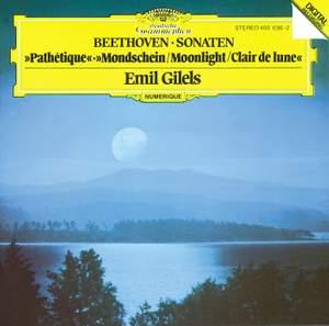 Beethoven: Piano Sonata No. 8 in C minor, Op. 13 'Pathetique', etc.