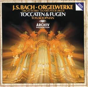 Bach: Toccatas & Fugues