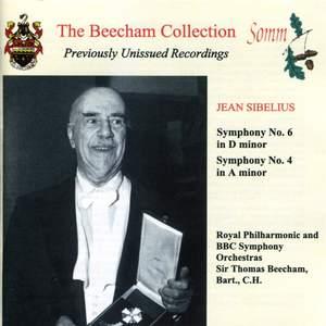 The Beecham Collection - Sibelius