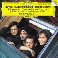 Haydn: 'Lark' and 'Rider' Quartets