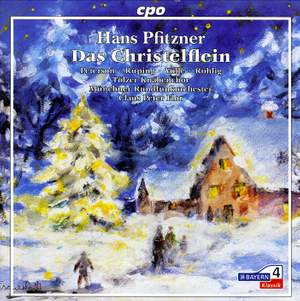 Pfitzner: Das Christelflein (The Christmas Elf), Op. 20 Product Image