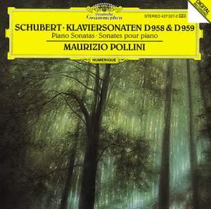Schubert: Piano Sonata Nos. 19 & 20 Product Image