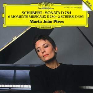 Schubert: Piano Sonata No. 14, Moments Musicaux & Two Scherzi