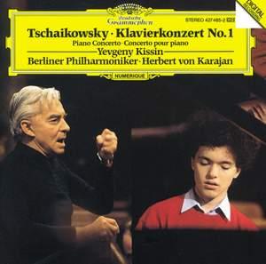 Yevgeny Kissin plays Tchaikovsky & Scriabin