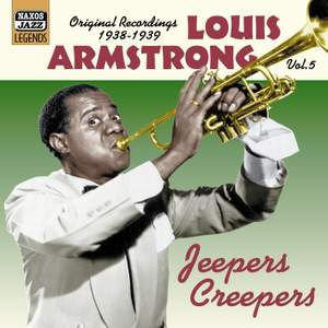 Louis Armstrong Volume 5 - Jeepers Creepers
