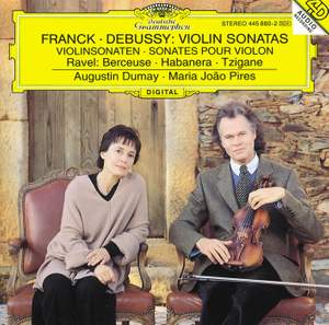 Franck & Debussy: Violin Sonatas Product Image