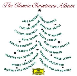 The Classic Christmas Album Product Image