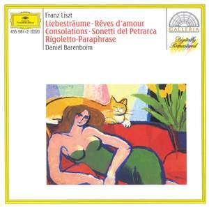 Liszt: Liebesträume, Consolations, Sonetti di Petrarca
