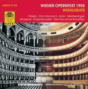 Vienna Opera Festival 1955 Highlights