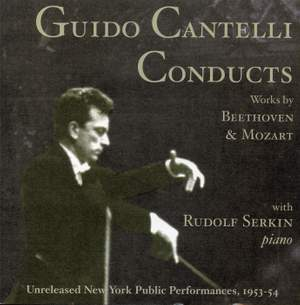 Guido Cantelli Conducts Beethoven & Mozart