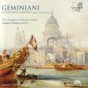 Geminiani - Concerti Grossi