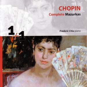 Chopin: Mazurkas Nos. 1-51