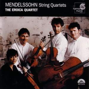 Mendelssohn - String Quartets Vol. 1