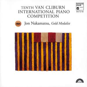 10th Van Cliburn International Piano Competition