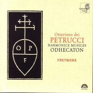 Ottaviano dei Petrucci Odhecaton