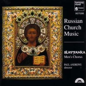 Russian Church Music