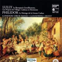 Lully: Le Bourgeois Gentilhomme