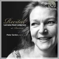 Lorraine Hunt Lieberson - Recital at Ravinia