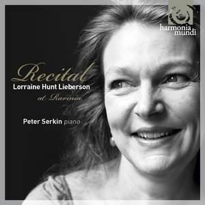 Lorraine Hunt Lieberson - Recital at Ravinia Product Image