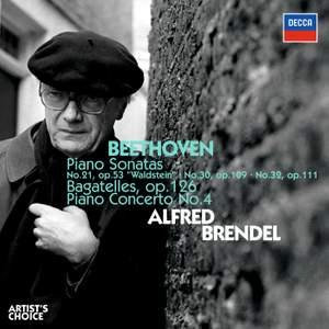 Alfred Brendel plays Beethoven