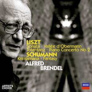 Alfred Brendel plays Liszt & Schumann Product Image
