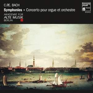 Bach, C P E: Harpsichord Concerto in G major, Wq. 34 (H444), etc.