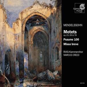 Mendelssohn - Motets