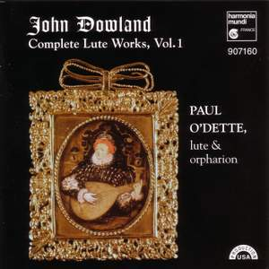 Dowland: Complete Lute Works