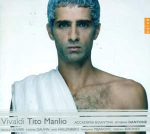 Vivaldi: Tito Manlio RV 738