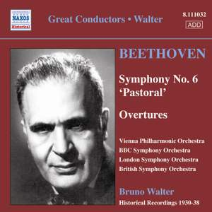 Great Conductors - Bruno Walter Product Image
