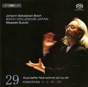 Bach - Cantatas Volume 29