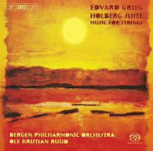 Grieg - Music for String Orchestra