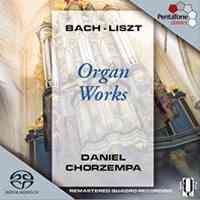 Bach / Liszt - Organ Works