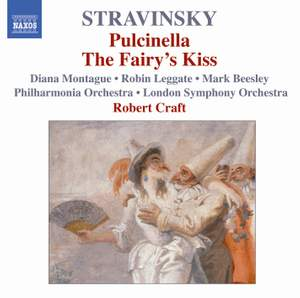 Stravinsky: Pulcinella & The Fairy's Kiss Product Image
