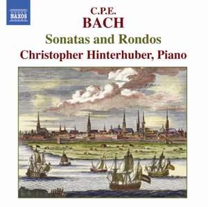 C P E Bach - Sonatas & Rondos