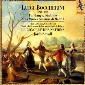 Boccherini: Sinfonias & String Quintets Product Image