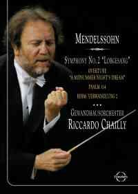 Chailly conducts Mendelssohn