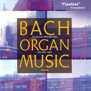 J S Bach - Organ Music Product Image