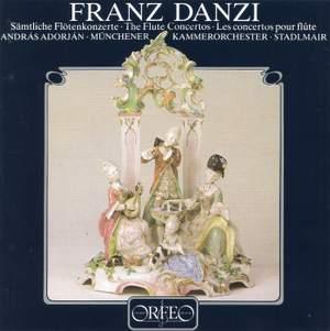 Danzi: Flute Concertos Nos. 1-4