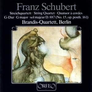Schubert: String Quartet No. 15 in G Major, D887